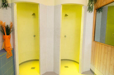 Aqualis club sauna